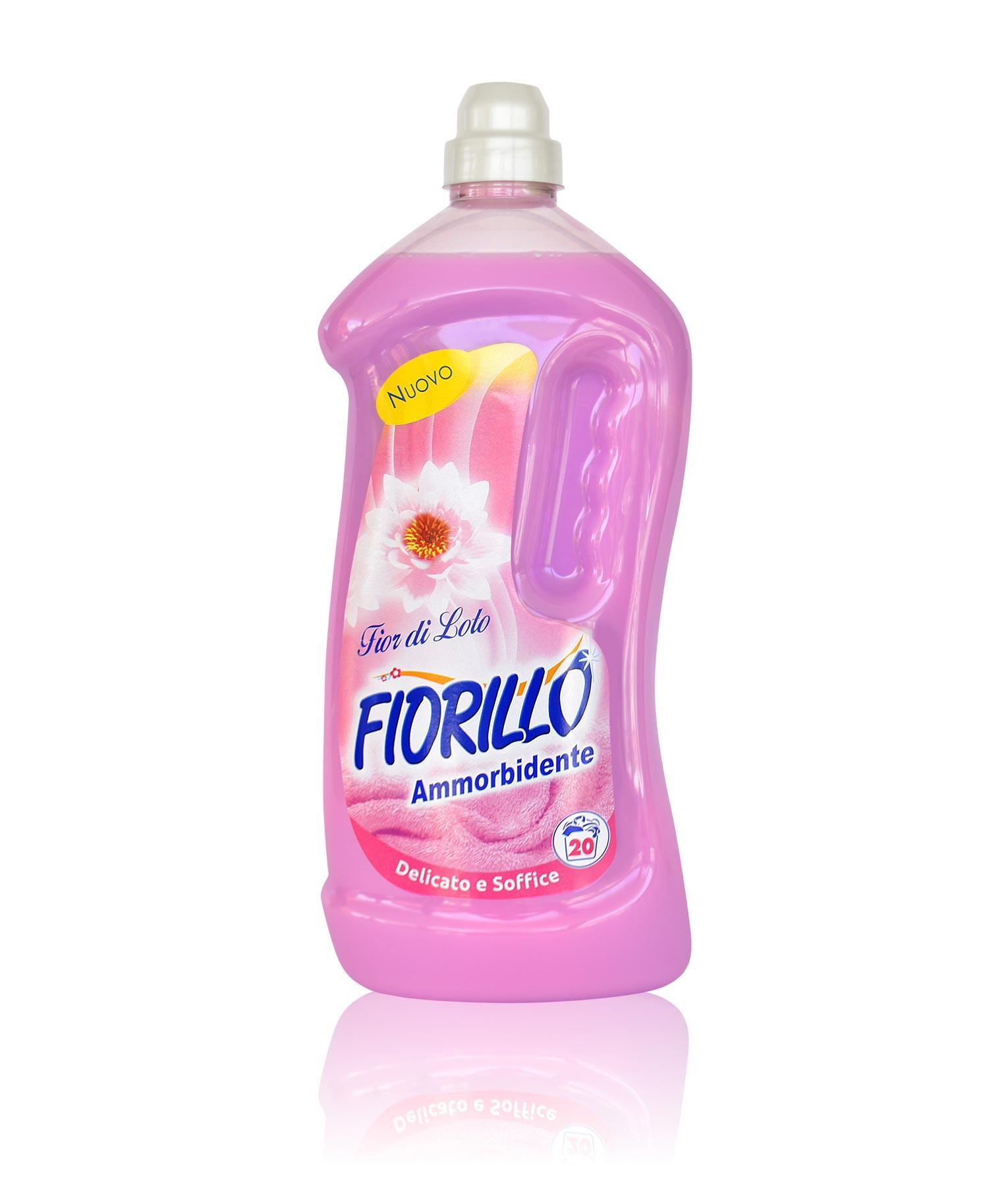 fiorillo ammorbidente fior di loto 1850 ml