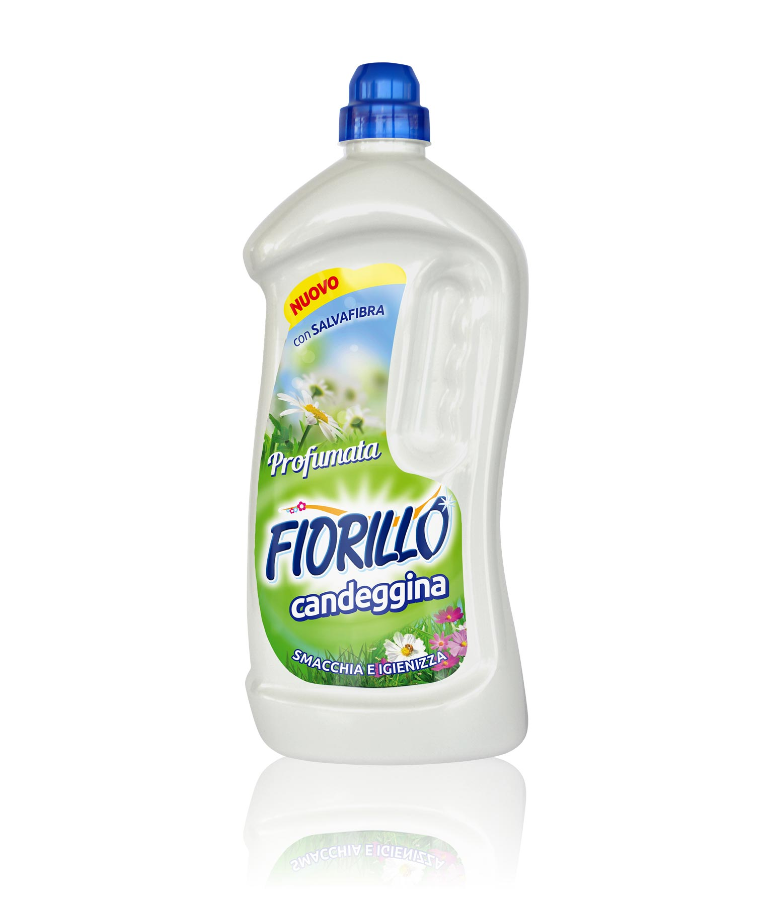 fiorillo candeggina profumata 1850 ml