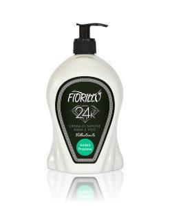 fiorillo crema di sapone mani viso ambra preziosa 750 ml