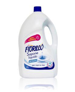 fiorillo- sapone liquido neutro 4lt