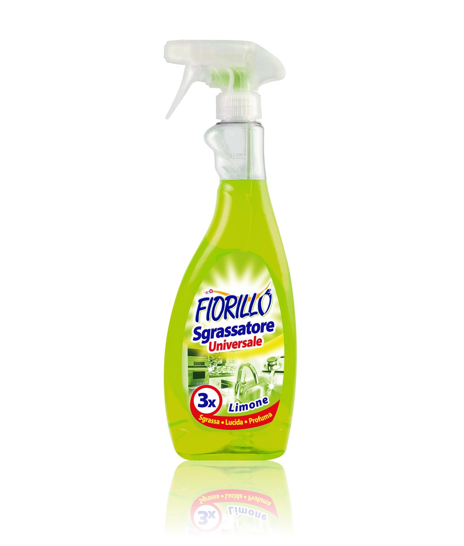 fiorillo sgrassatore universale al profumo di limone 750 ml