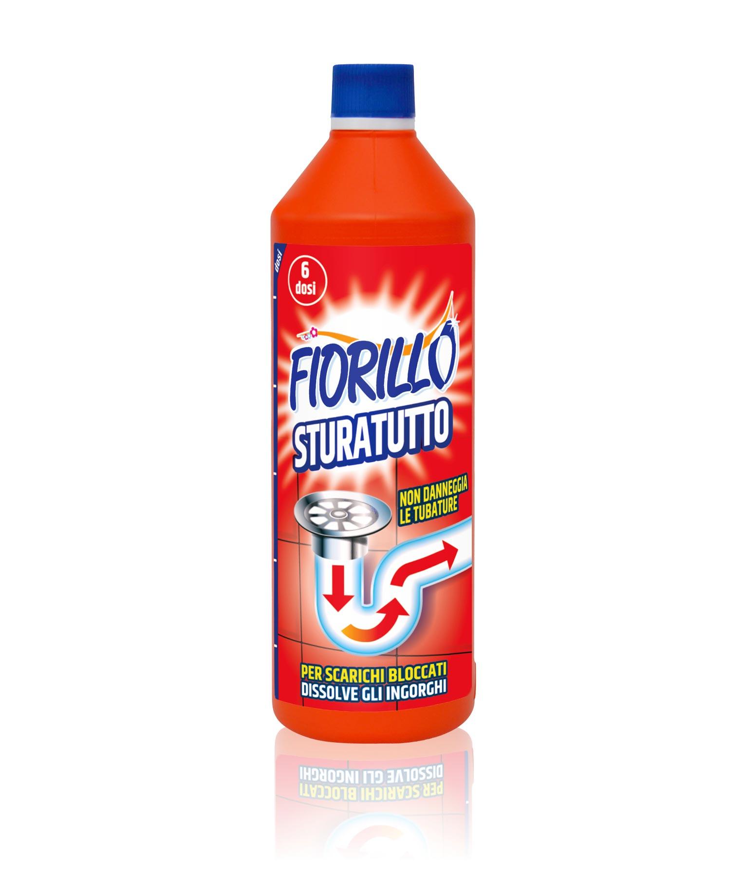 fiorillo sturatutto idraulico liquido 1lt