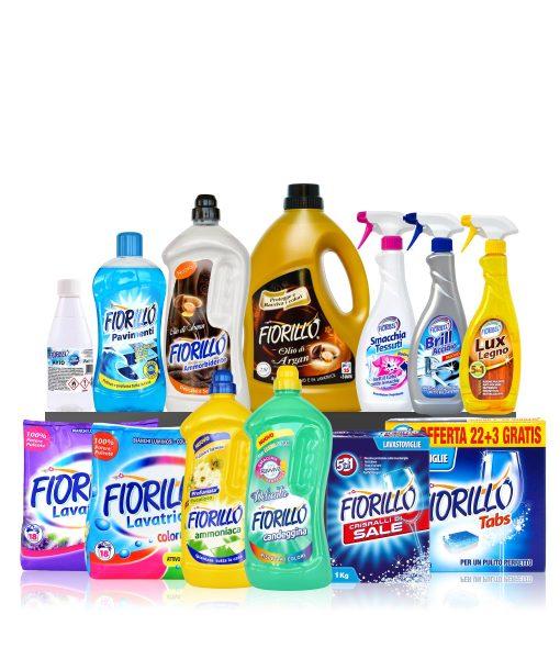 scorte kitsc51 bucato polvere liquido stoviglie casa