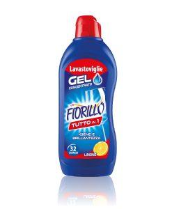 fiorillo gel lavastoviglie 650 ml